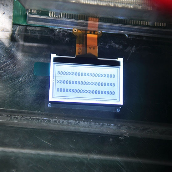 128X64 LCD screeen module with backlight