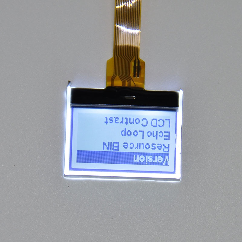 128x64 COG Module LCD Display