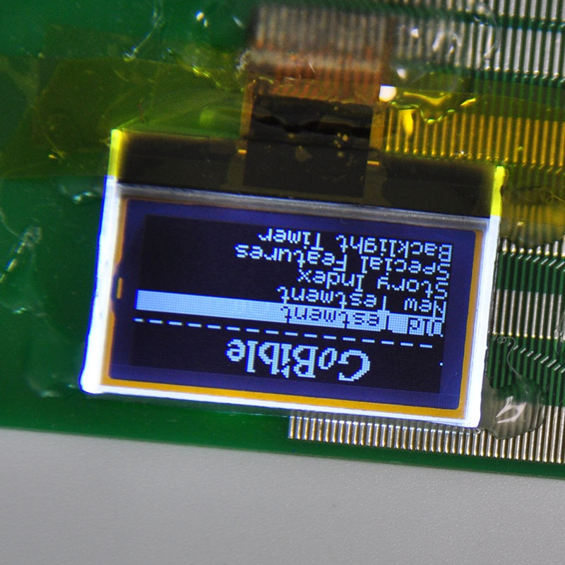 Monochrome 128x64 Graphic LCD Display Module