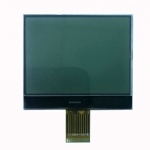 128x64 Dark on White Graphic LCD Display Module