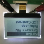128*64 Parallel LCD Display Module