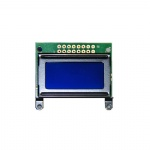8X2 Character LCD with PCB board For electronics blue yellow green