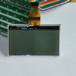 128X64 FSTN monochrome LCD display module