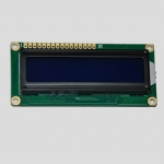 16x2 character lcd display module with backlight