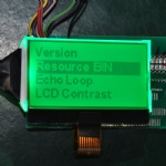 2.15 inch 128x64 Graphic COG LCD Module